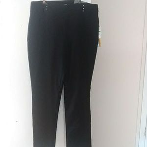 JM Collection Slim Trousers